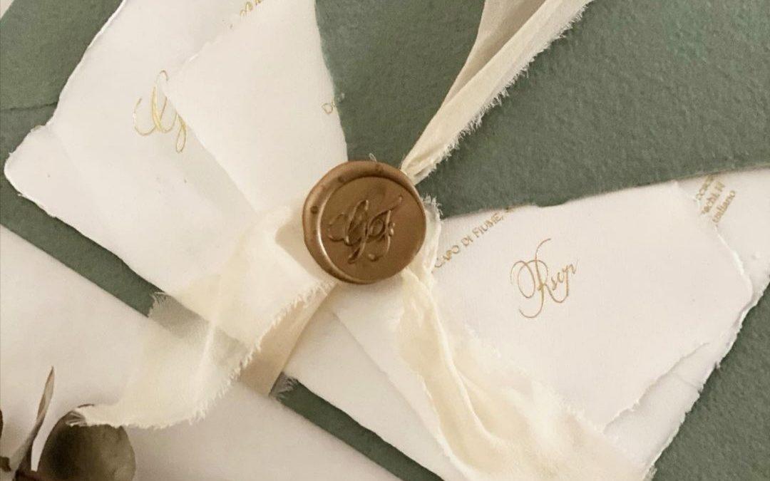 Partecipazioni: il biglietto da visita delle tue nozze